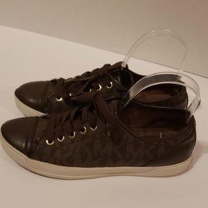 MICHAEL KORS MK Logo City Sneaker size 7.5